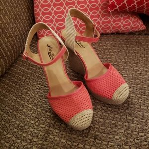 Lucky brand shoes sz 8